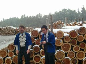20100113小林林産物流通センター初市2