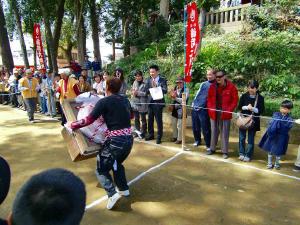20100321国富町本庄稲荷神社祭り2