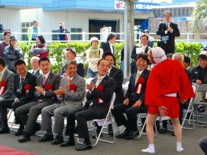 20100322さくらゴルフアカデミー開校式1