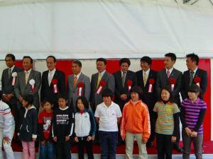 20100322さくらゴルフアカデミー開校式2